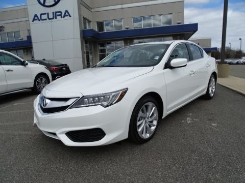 Certified Pre-Owned 2018 Acura ILX Base 4D Sedan