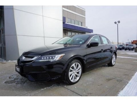 Certified Used Acura ILX with Technology Plus Package