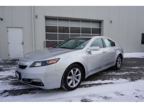 Certified Used Acura TL with Technology Package