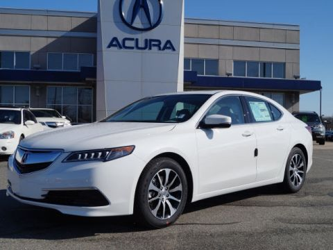 Pre-Owned 2016 Acura TLX 2.4L Base FWD 4D Sedan