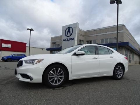 Pre-Owned 2018 Acura TLX 2.4L w/Technology Package