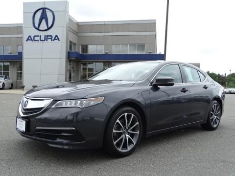 Certified Pre-Owned 2015 Acura TLX 3.5 V-6 9-AT P-AWS with Technology Package With Navigation