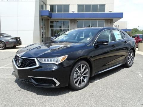 New Acura TLX 3.5L V6 w/Technology Package