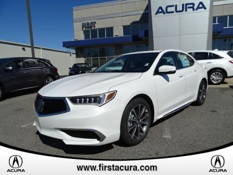 New Acura TLX 3.5 V-6 9-AT P-AWS with Technology Package