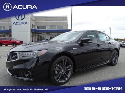 New 2019 Acura TLX 3.5 V-6 9-AT P-AWS with A-SPEC RED