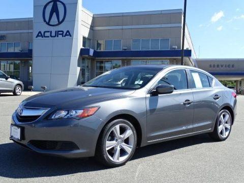 Certified Pre-Owned 2014 Acura ILX 5-Speed Automatic 4D Sedan