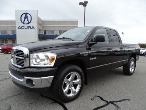 Pre-Owned 2008 Dodge Ram 1500 SLT Big Horn