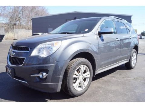 Used Chevrolet Equinox LT 2LT