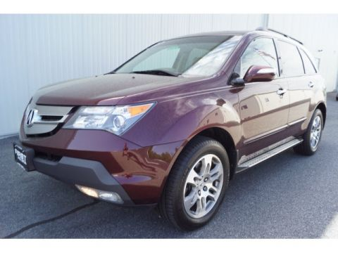 Used Acura MDX Technology AWD