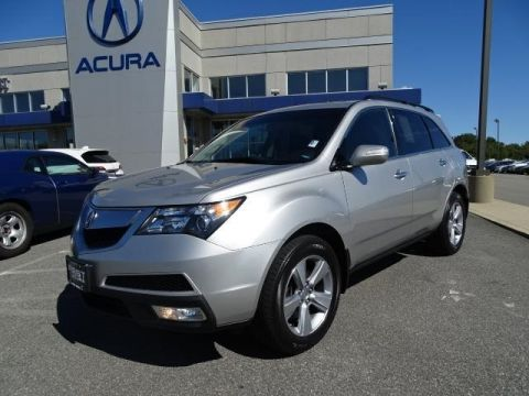 Certified Pre-Owned 2013 Acura MDX  AWD