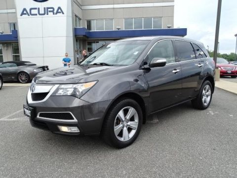 Used Acura MDX AWD w/Technology Package