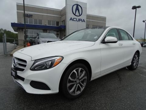 Used Mercedes-Benz C-Class C 300 4MATIC®