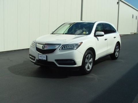 Certified Pre-Owned 2014 Acura MDX 3.5L SH-AWD AWD