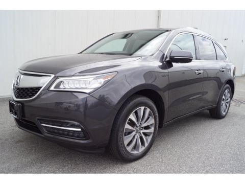 Used Acura MDX 3.5L Technology Package SH-AWD