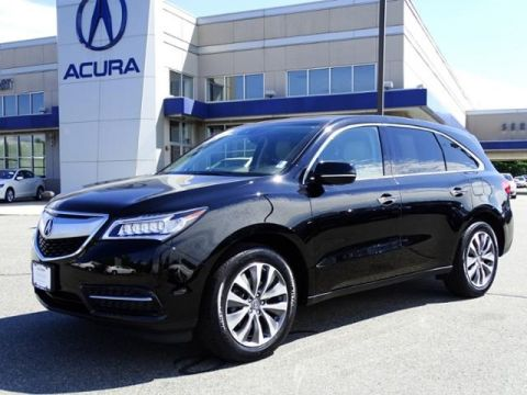 First Acura | Acura Dealer in Seekonk, MA