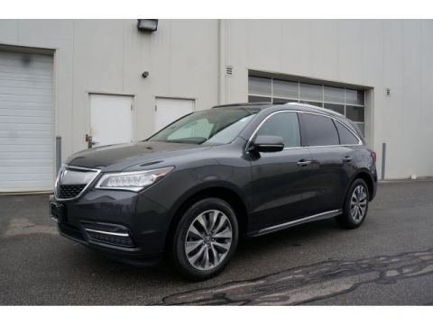 Pre-Owned 2014 Acura MDX 3.5L Technology Package SH-AWD AWD