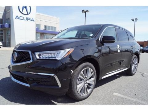 New Acura MDX 3.5L w/Technology Package