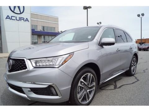 New Acura MDX Sport Hybrid SH-AWD with Advance Package