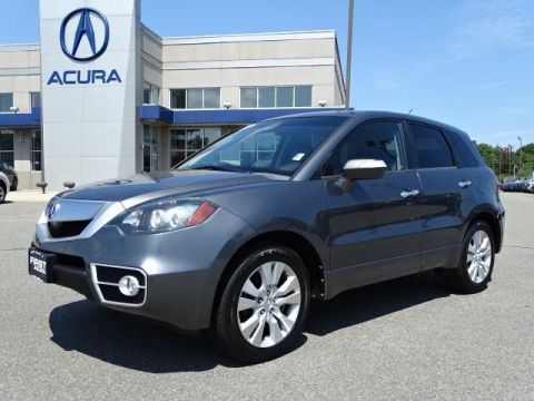 Pre-Owned 2010 Acura RDX Technology Package With Navigation & AWD