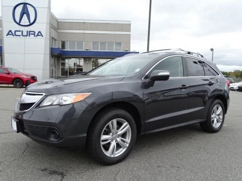 Certified Pre-Owned 2015 Acura RDX AWD 4D Sport Utility