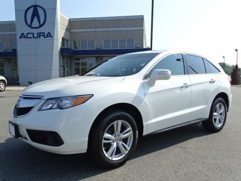 Certified Pre-Owned 2014 Acura RDX AWD 4D Sport Utility