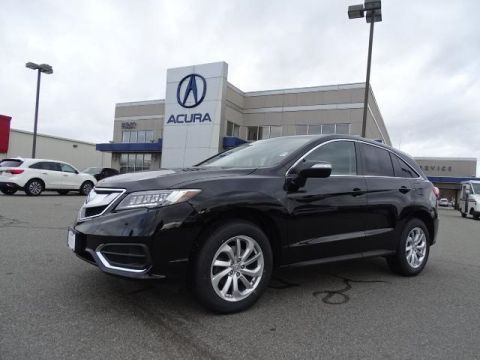 Certified Pre-Owned 2016 Acura RDX AWD 4D Sport Utility