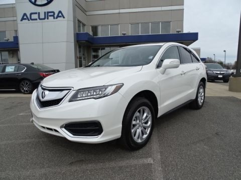 Certified Pre-Owned 2018 Acura RDX AWD 4D Sport Utility