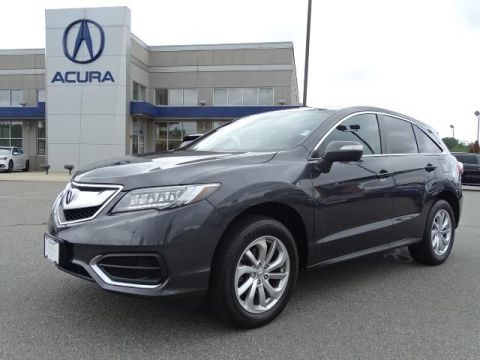Certified Pre-Owned 2016 Acura RDX AWD with Technology Package 4D Sport Utility