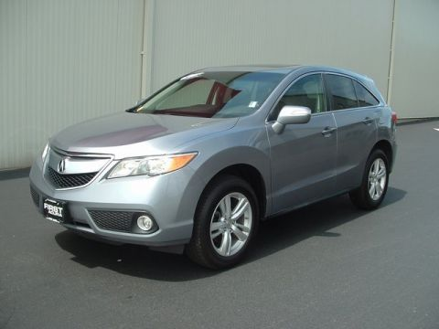 Certified Pre-Owned 2015 Acura RDX Technology Package AWD AWD