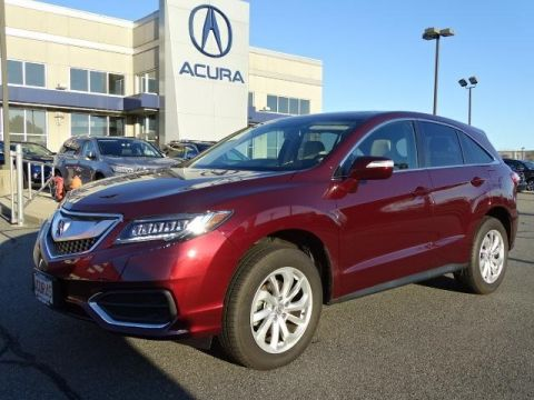 Used Acura RDX Technology Package AWD