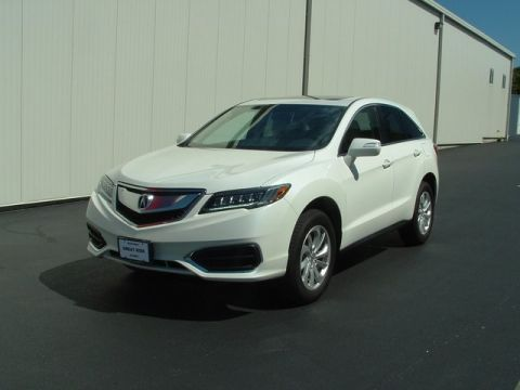 Certified Pre-Owned 2016 Acura RDX AWD AWD