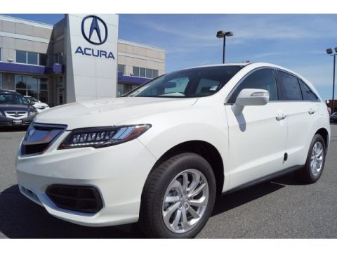 New Acura RDX AWD with Technology Package