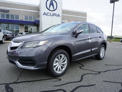 Used Acura RDX AWD w/ Technology Package
