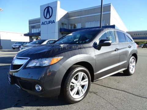 Certified Pre-Owned 2013 Acura RDX AWD with Technology Package With Navigation