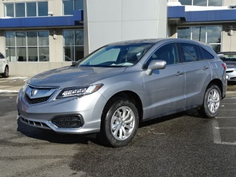 Certified Pre-Owned 2018 Acura RDX Technology Package AWD