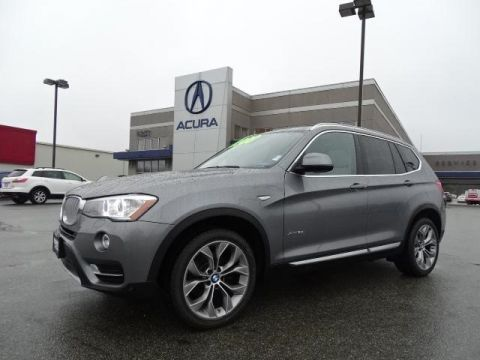 Pre-Owned 2016 BMW X3 xDrive28i X-Line