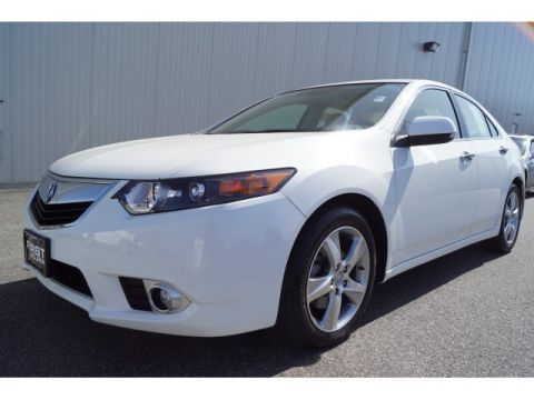 Certified Used Acura TSX 5-Speed Automatic