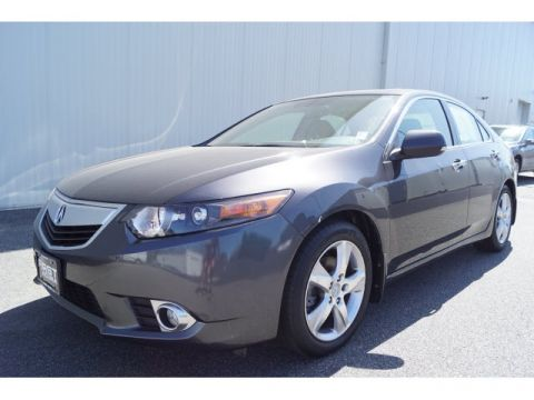 Certified Used Acura TSX 5-Speed Automatic with Technology Package