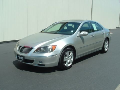 Pre-Owned 2006 Acura RL 3.5 Technology AWD