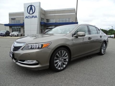Certified Pre-Owned 2016 Acura RLX with Advance Package With Navigation