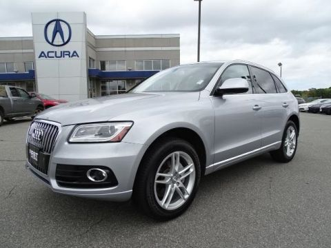 Pre-Owned 2015 Audi Q5 2.0T Premium Plus quattro