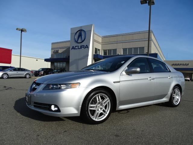 Pre-Owned 2007 Acura TL Type S Navigation