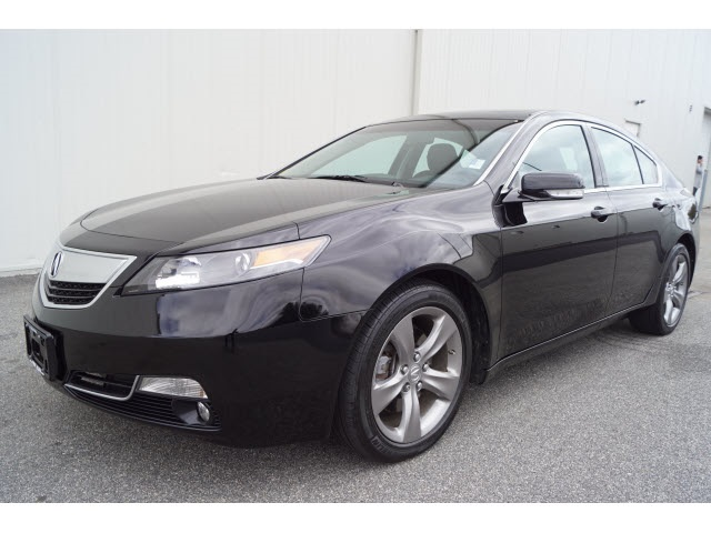 Certified Pre-Owned 2014 Acura TL SH-AWD
