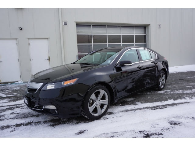 Certified Pre-Owned 2014 Acura TL SH-AWD with Technology Package