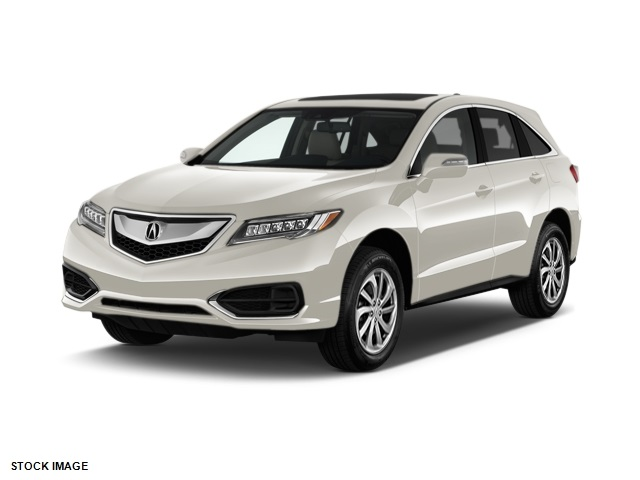 Pre-Owned 2017 Acura RDX AWD w/ Technology Package