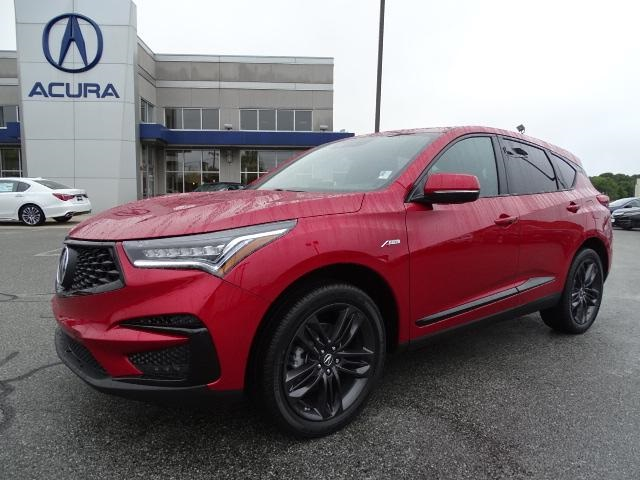 New 2019 Acura Rdx Sh Awd With A Spec Package 4d Sport Utility Near
