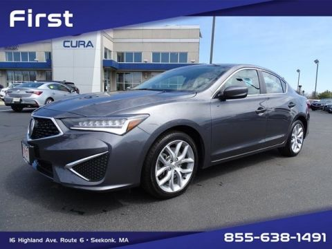 Pre-Owned 2019 Acura ILX Base 4D Sedan