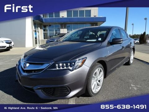 Certified Pre-Owned 2018 Acura ILX 2.4L 4D Sedan