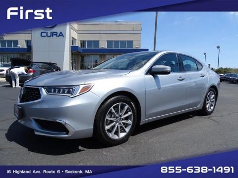 Certified Pre-Owned 2019 Acura TLX 2.4 8-DCT P-AWS with Technology Package With Navigation