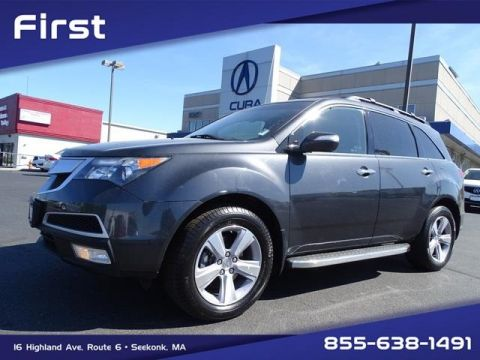 Pre-Owned 2013 Acura MDX Technology SH-AWD With Navigation